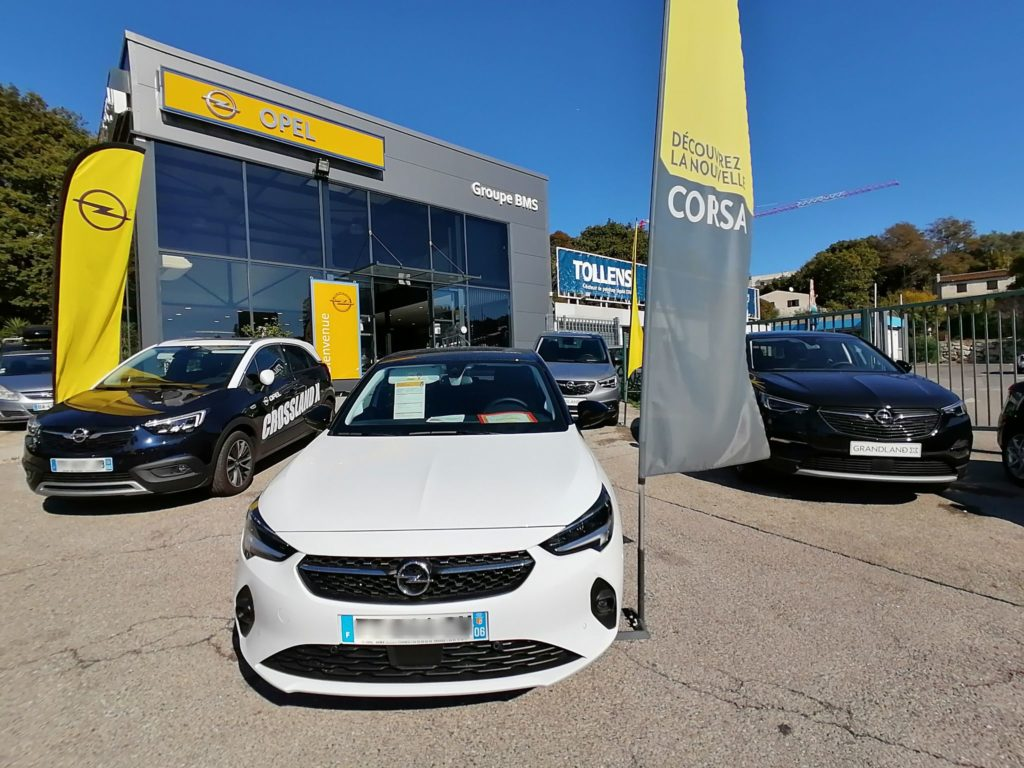 concession groupe bms opel antibes